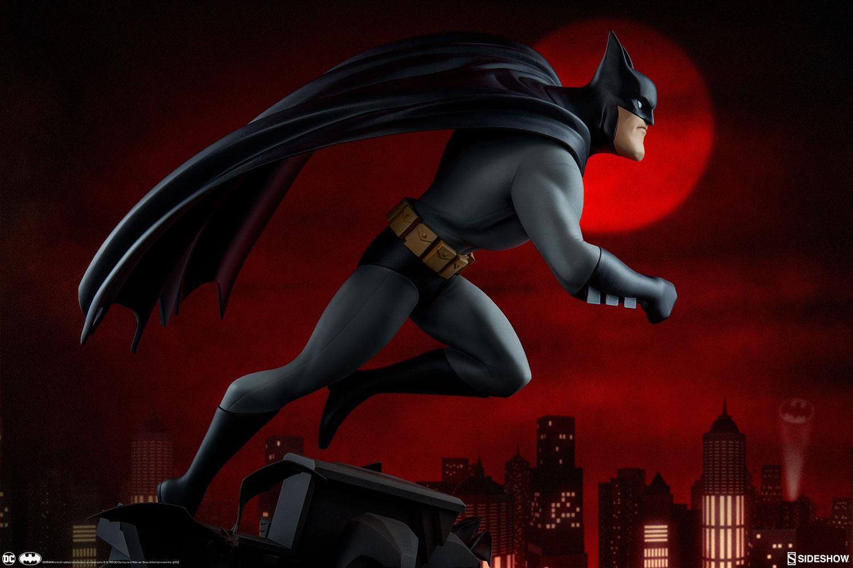BATMAN  Animated series  Statue Dc-comics-batman-animated-series-collection-statue-sideshow-200542-16