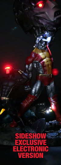 X-MEN VS THE SENTINEL #1 Diorama Sideshow-X-MEN-VS-SENTINEL-1-DIORAMA-9008_press-09