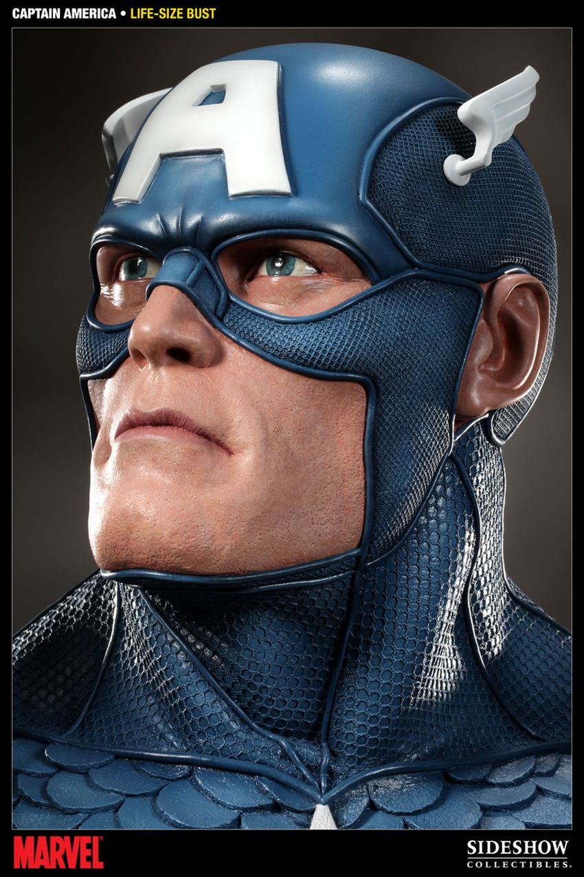 CAPTAIN AMERICA  Life size bust Captain-america-life-size-bust-400105_press-03