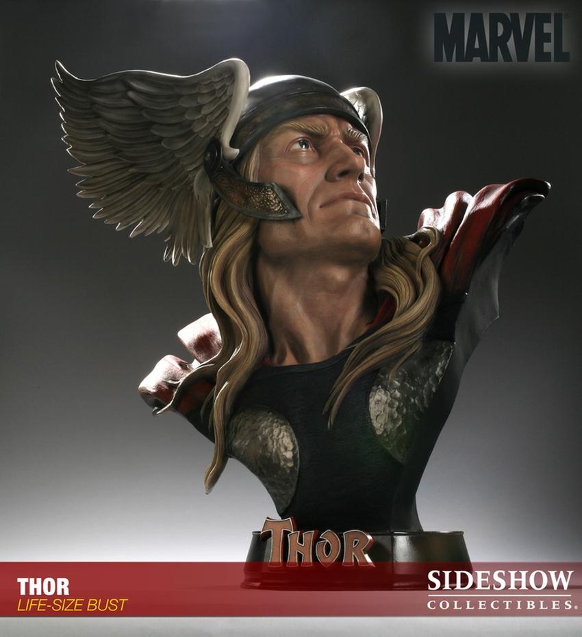 THOR Life size ust Thor-life-size-bust-400058_press-12