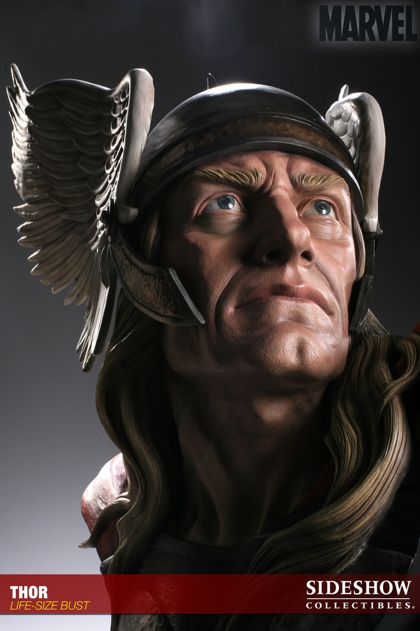 THOR Life size ust Thor-life-size-bust-400058_press-17
