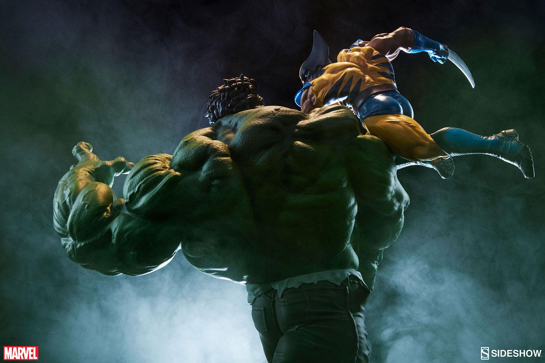 HULK VS WOLVERINE Maquette Marvel-hulk-and-wolverine-maquette-200216-08