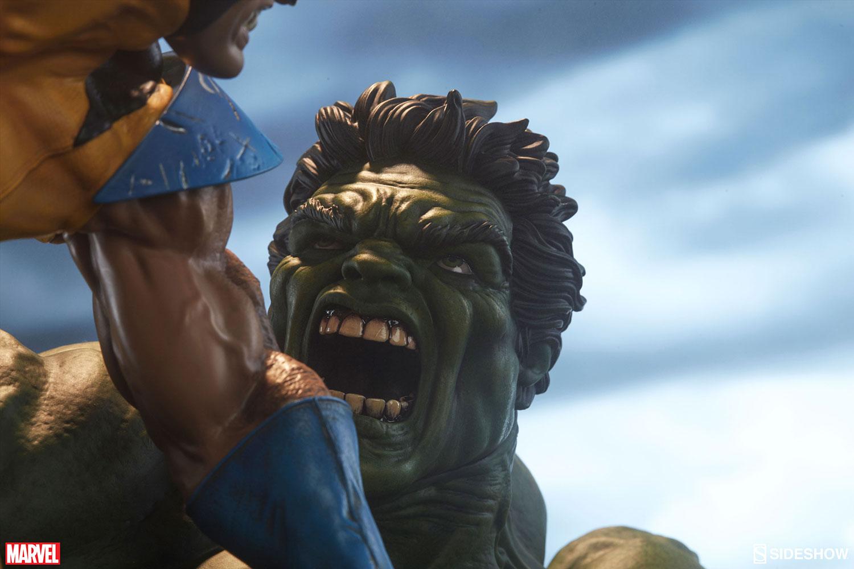 HULK VS WOLVERINE Maquette Marvel-hulk-and-wolverine-maquette-200216-22