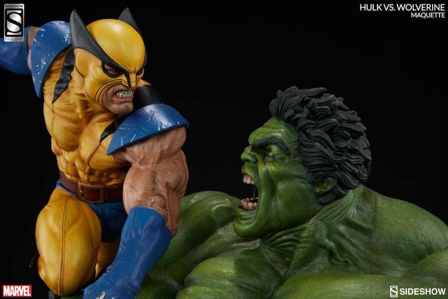 HULK VS WOLVERINE Maquette Marvel-hulk-and-wolverine-maquette-200216-23