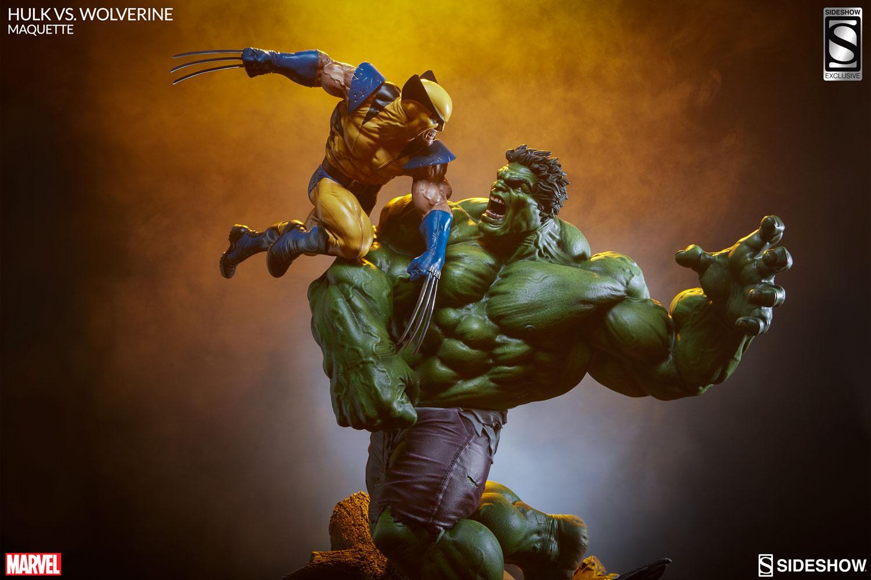 HULK VS WOLVERINE Maquette Marvel-hulk-and-wolverine-maquette-200216-25