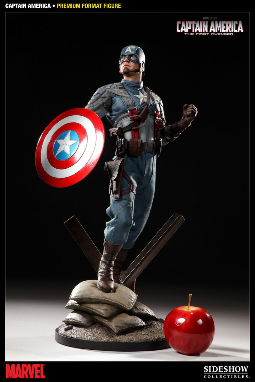 "CAPTAIN AMERICA""The first avenger"" premium format Captain-america-firt-avenger-300114_press-02"