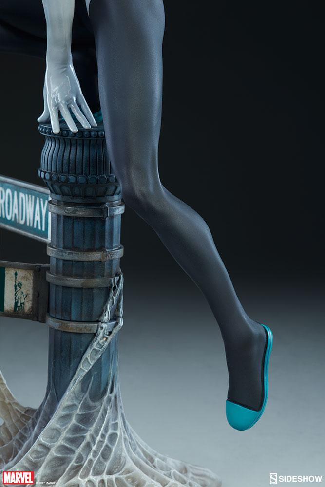 """SPIDER-GWEN """"MARK BROOKS"""" Statue -spider-gwen-statue-sideshow-200507-10"""