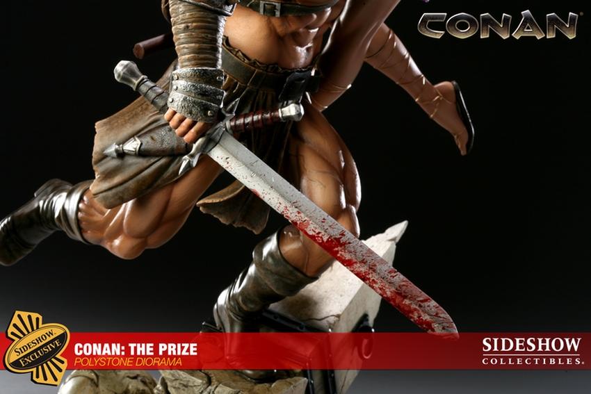 CONAN: THE PRIZE Diorama Conan-the-prize-diorama-sideshow-2000221_press-02