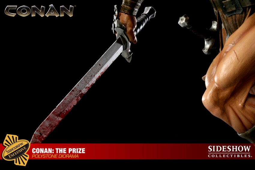 CONAN: THE PRIZE Diorama Conan-the-prize-diorama-sideshow-2000221_press-03