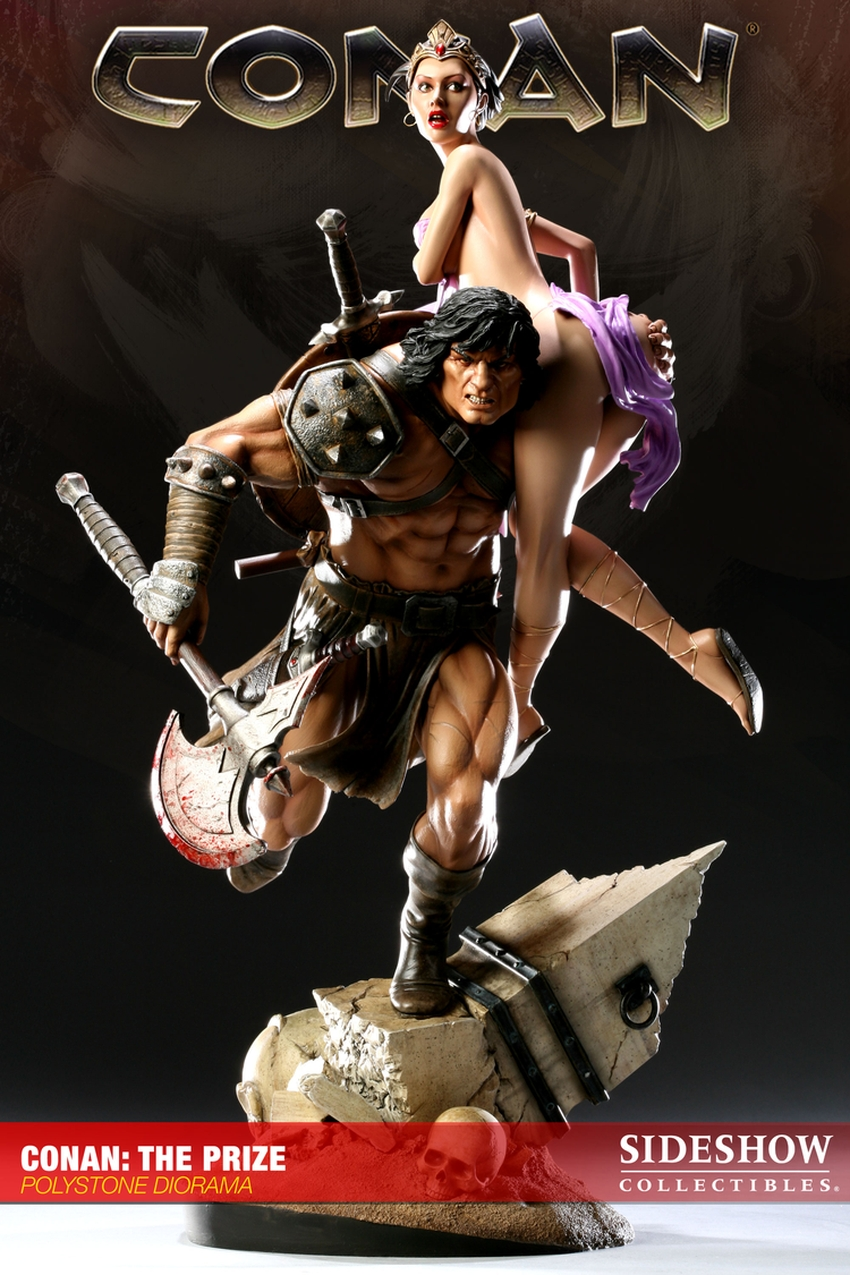 CONAN: THE PRIZE Diorama Conan-the-prize-diorama-sideshow-200022_press-01