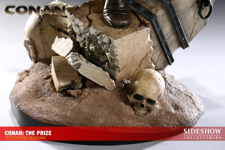 CONAN: THE PRIZE Diorama Conan-the-prize-diorama-sideshow-200022_press-08