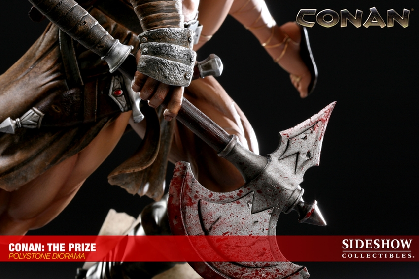 CONAN: THE PRIZE Diorama Conan-the-prize-diorama-sideshow-200022_press-09