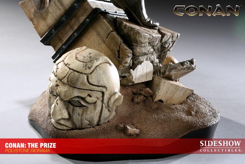 CONAN: THE PRIZE Diorama Conan-the-prize-diorama-sideshow-200022_press-10