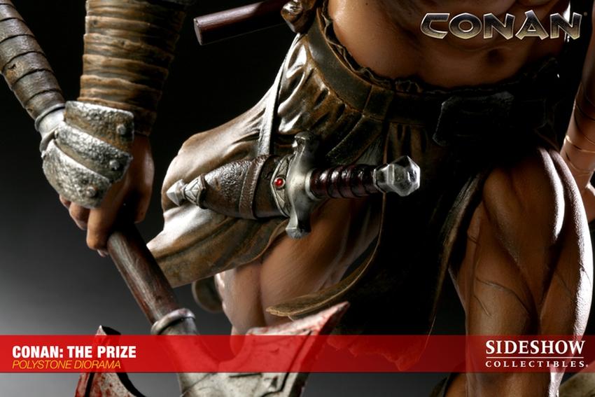 CONAN: THE PRIZE Diorama Conan-the-prize-diorama-sideshow-200022_press-13