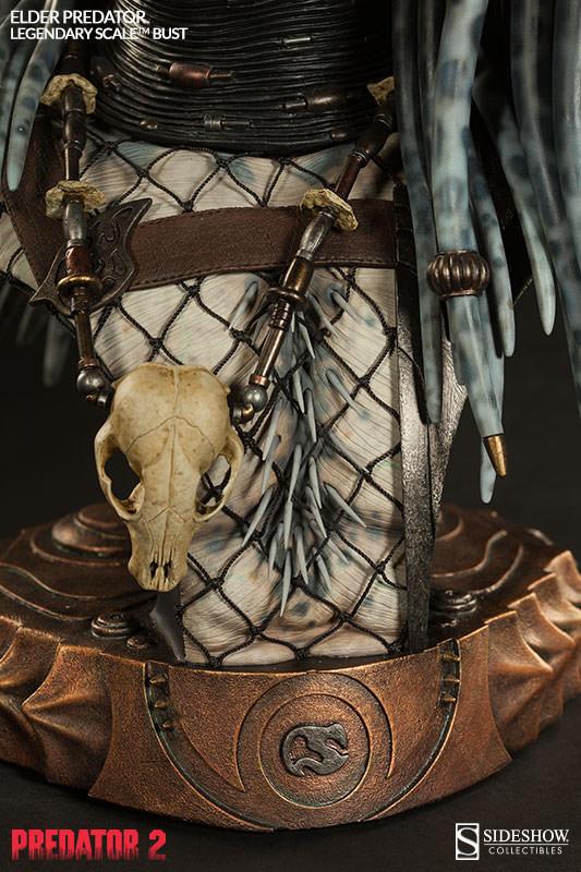 PREDATOR 2: ELDER PREDATOR Legendary scale bust  Elder-predator-legendary-scale-bust-200253-press-10