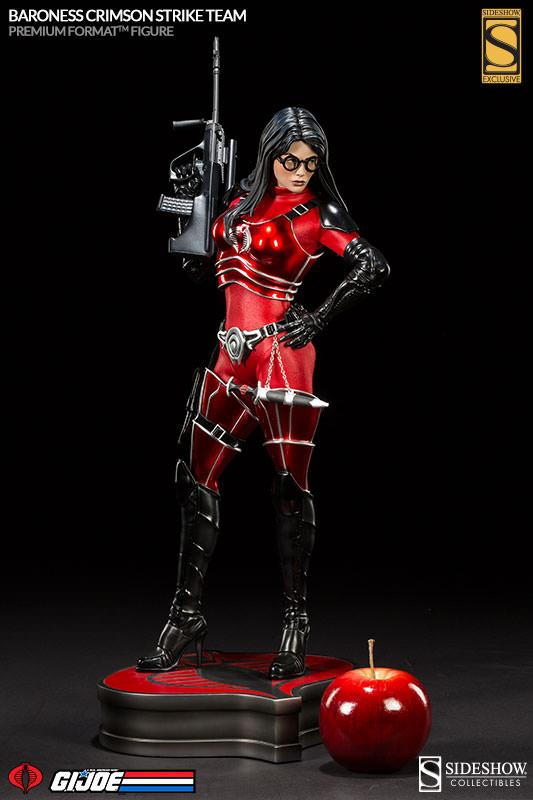 GI Joe: Premium Format Figure: The Baroness Classic