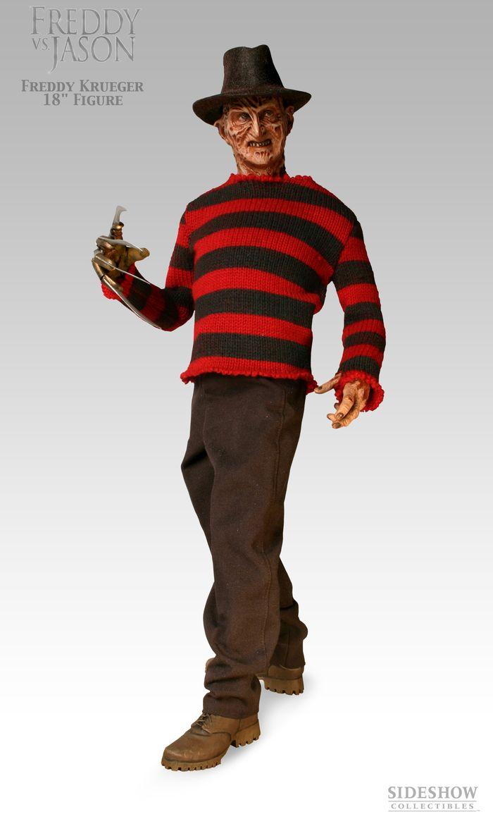 FREDDY KRUEGER ' Freddy VS Jason '  Premium format Freddy-premium-format-7110_press-01
