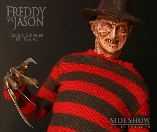 FREDDY KRUEGER ' Freddy VS Jason '  Premium format Freddy-premium-format-7110_press-03