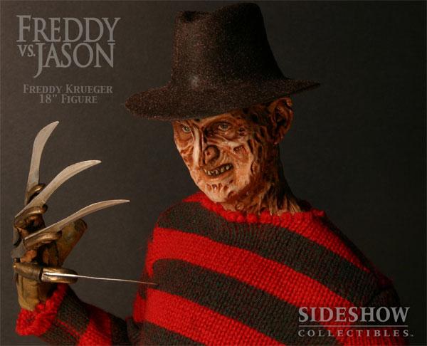 FREDDY KRUEGER ' Freddy VS Jason '  Premium format Freddy-premium-format-7110_press-04