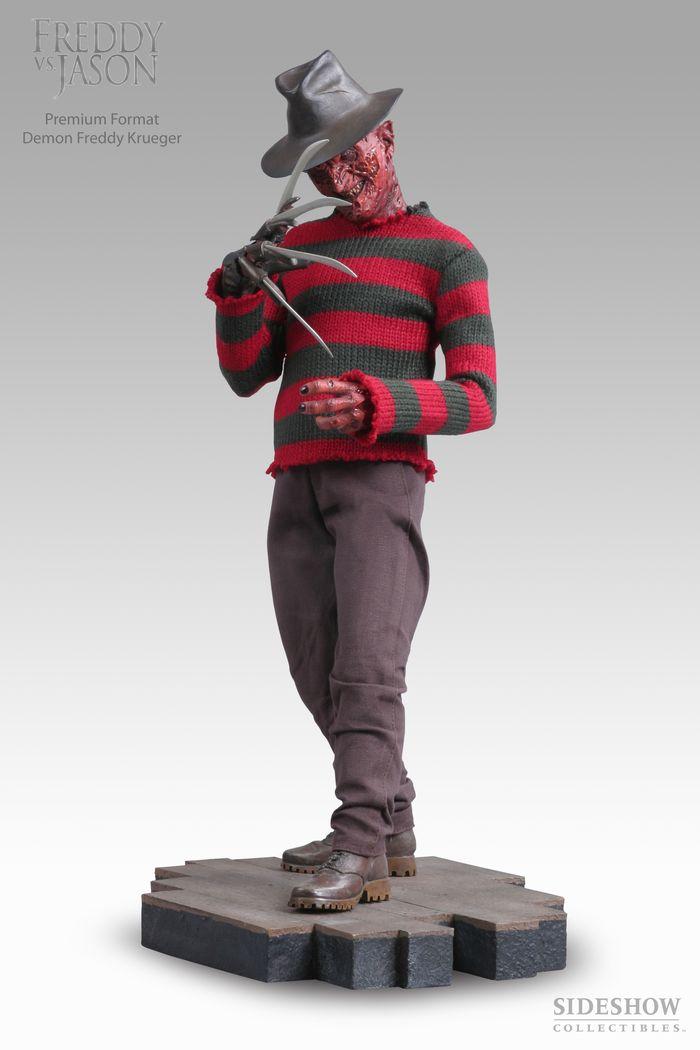 FREDDY KRUEGER ' Freddy VS Jason '  Premium format Freddy-premium-format-7129_press-01