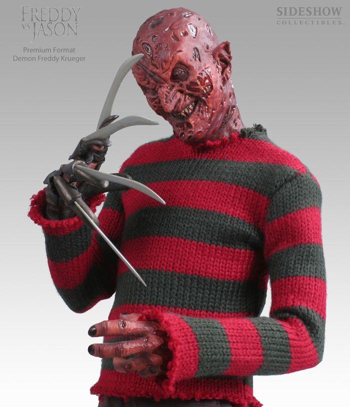 FREDDY KRUEGER ' Freddy VS Jason '  Premium format Freddy-premium-format-7129_press-02