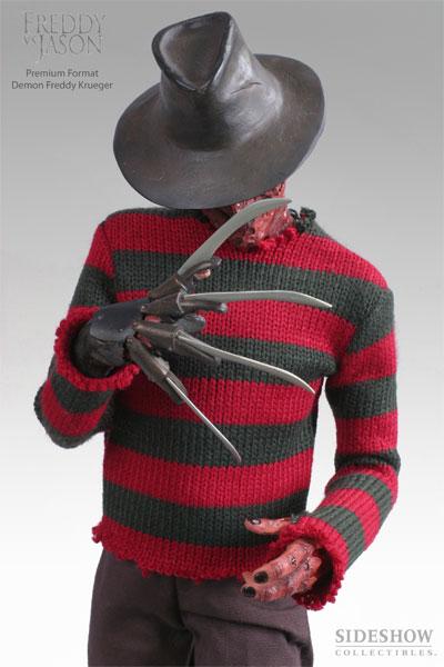 FREDDY KRUEGER ' Freddy VS Jason '  Premium format Freddy-premium-format-7129_press-03