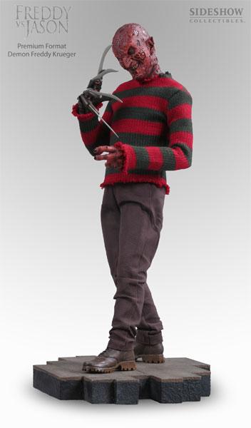 FREDDY KRUEGER ' Freddy VS Jason '  Premium format Freddy-premium-format-7129_press-04