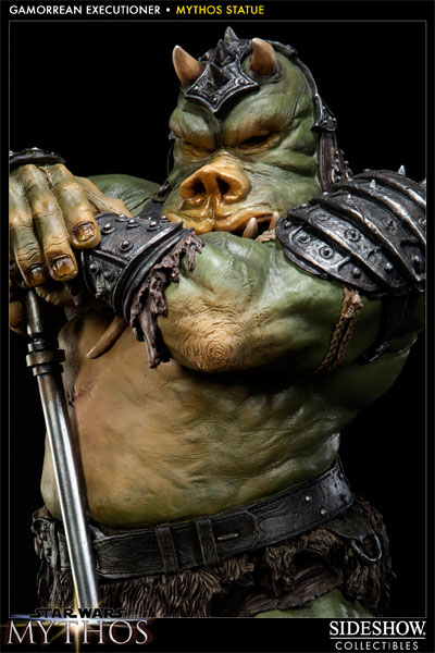 STAR WARS: GAMORREAN EXECUTIONER Mythos statue GAMORREAN-200154-02