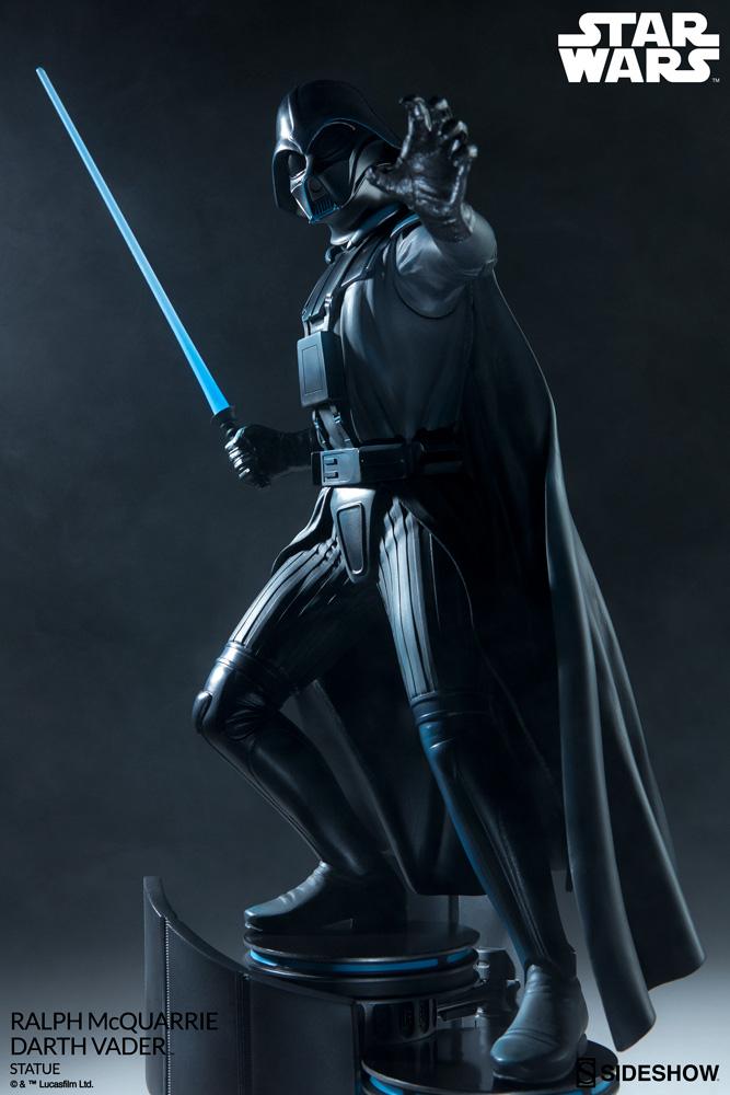 RALPH McQUARRIE DARTH VADER polystone statue Star-wars-ralph-mcquarrie-darth-vader-statue-200371-01