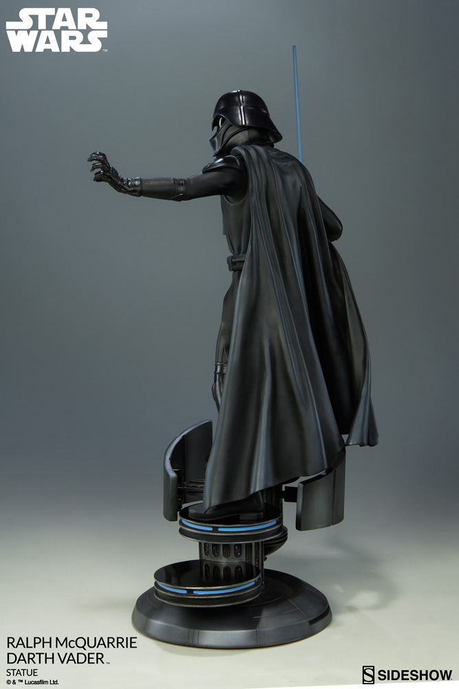 RALPH McQUARRIE DARTH VADER polystone statue Star-wars-ralph-mcquarrie-darth-vader-statue-200371-03