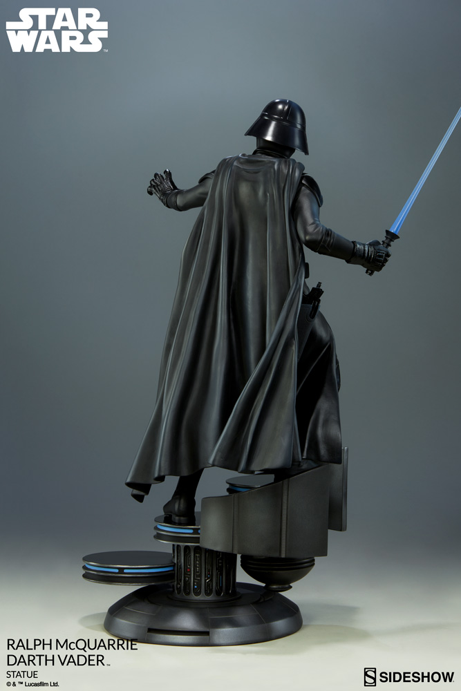 RALPH McQUARRIE DARTH VADER polystone statue Star-wars-ralph-mcquarrie-darth-vader-statue-200371-04