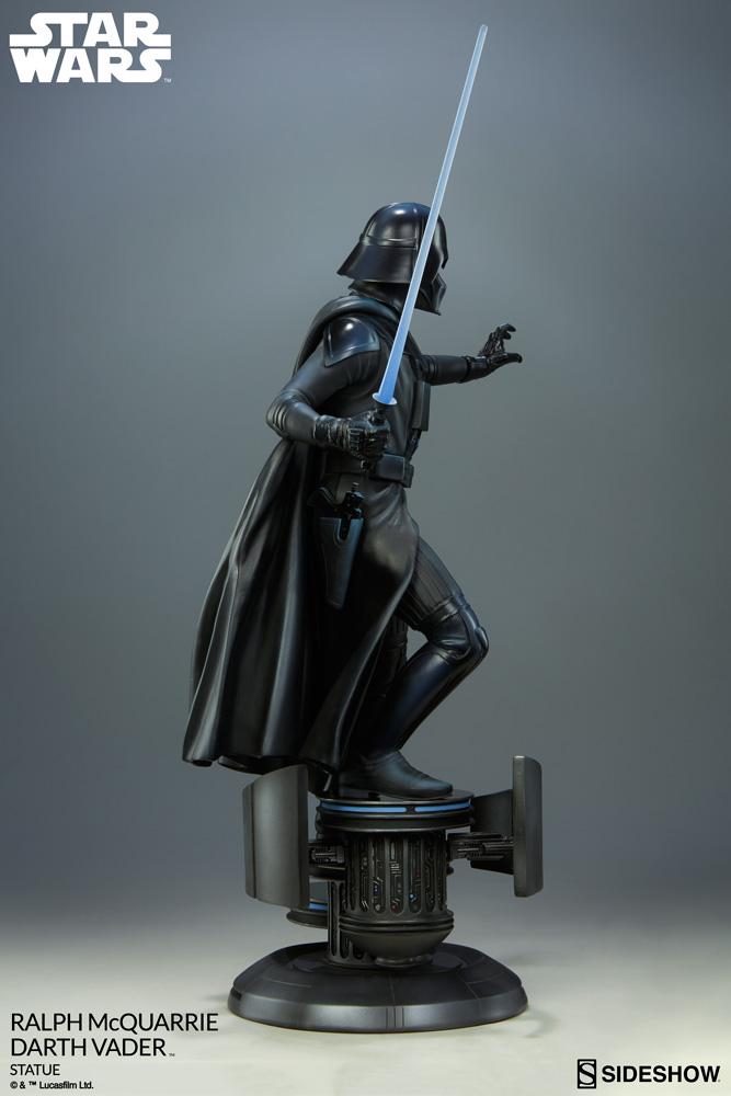 RALPH McQUARRIE DARTH VADER polystone statue Star-wars-ralph-mcquarrie-darth-vader-statue-200371-05
