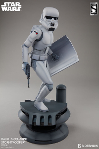 INDEX STAR WARS POLYSTONE STATUES  Star-wars-ralph-mcquarrie-stormtrooper-small