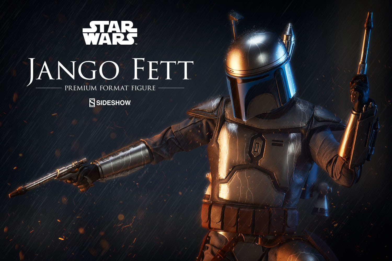STAR WARS: JANGO FETT Premium format Star-wars-jango-fett-premium-format-3001491-03