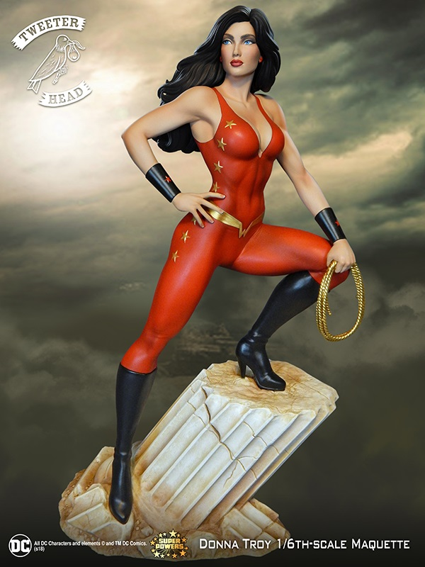 SUPER POWERS DONNA TROY MAQUETTE Donna-Troy_02