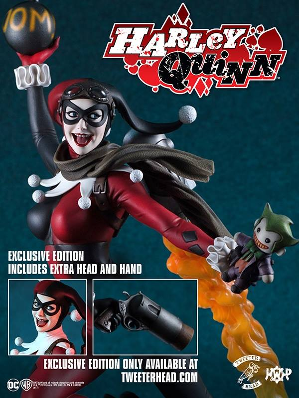 SUPER POWERS COLLECTION : HARLEY QUINN MAQUETTE Harley-Quinn_02