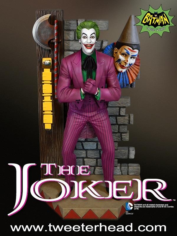 """THE JOKER """"SIGNATURE SERIES"""" MAQUETTE Joker_01"""