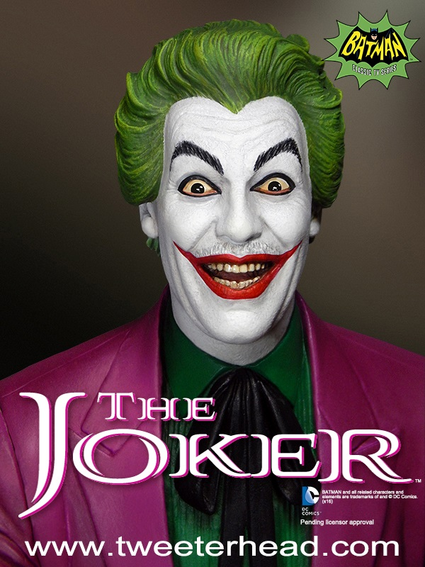 """THE JOKER """"SIGNATURE SERIES"""" MAQUETTE Joker_02"""
