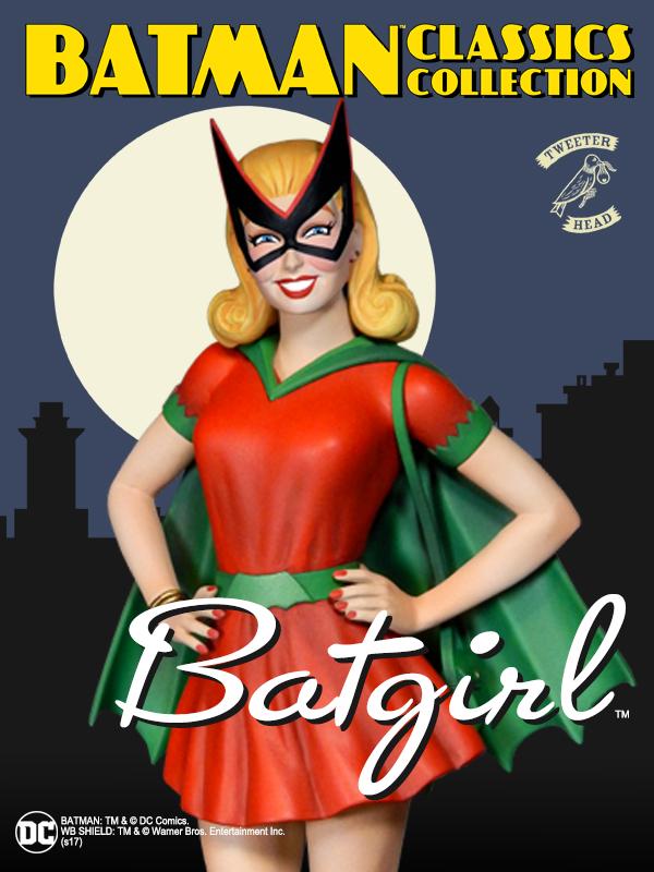 Batman classics collection : Classic Batgirl Bat-girl-classic_01