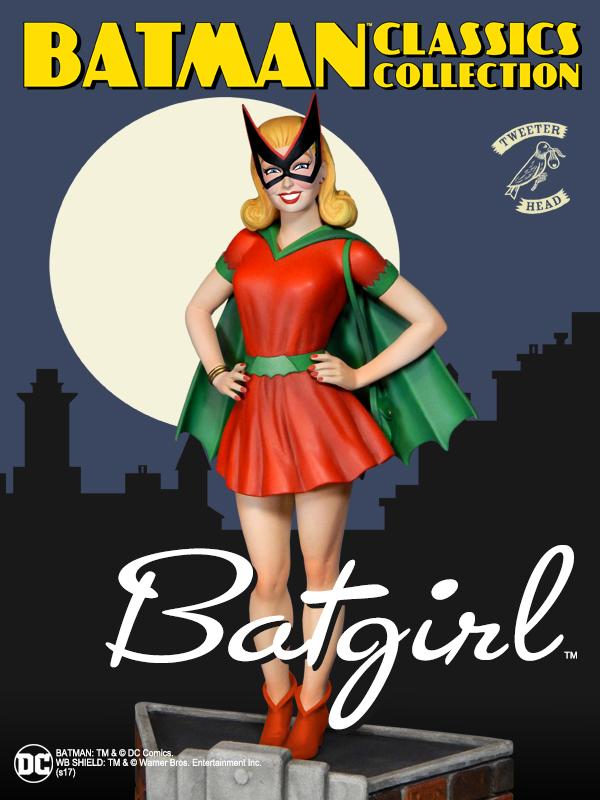 Batman classics collection : Classic Batgirl Bat-girl-classic_02