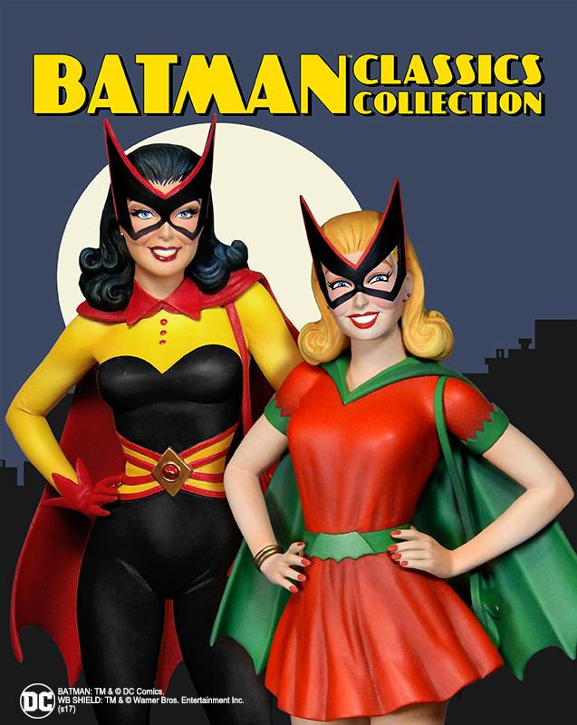 Batman classics collection : Classic Batgirl Bat-girl-classic_04