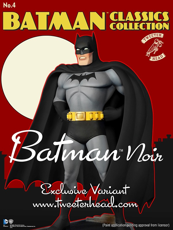 "Batman classics collection : Classic Batman ""Noir"" Maquette Batman-noir_01.jpg"
