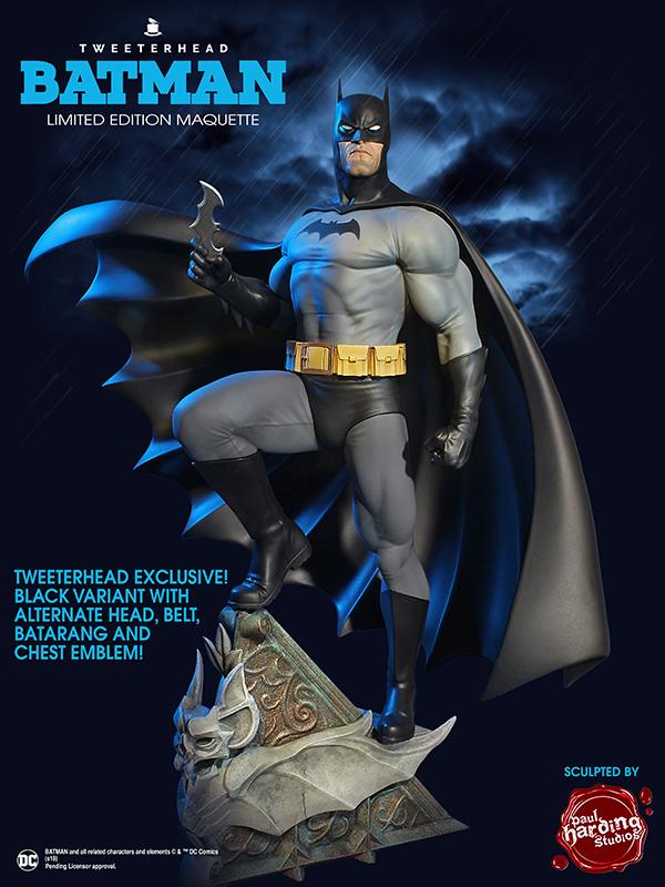 SUPER POWERS BATMAN BLACK VARIANT MAQUETTE Batman-variant_04