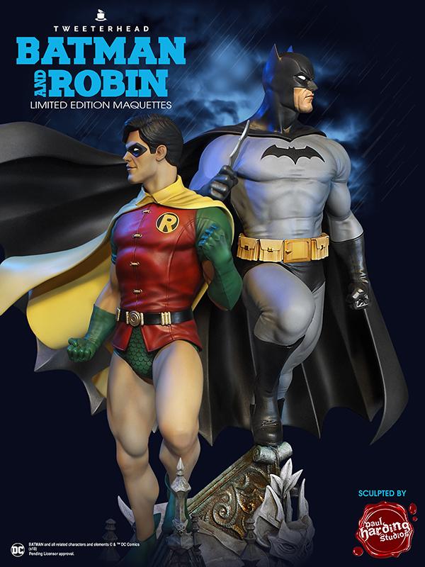 SUPER POWERS BATMAN BLACK VARIANT MAQUETTE Batman-variant_06