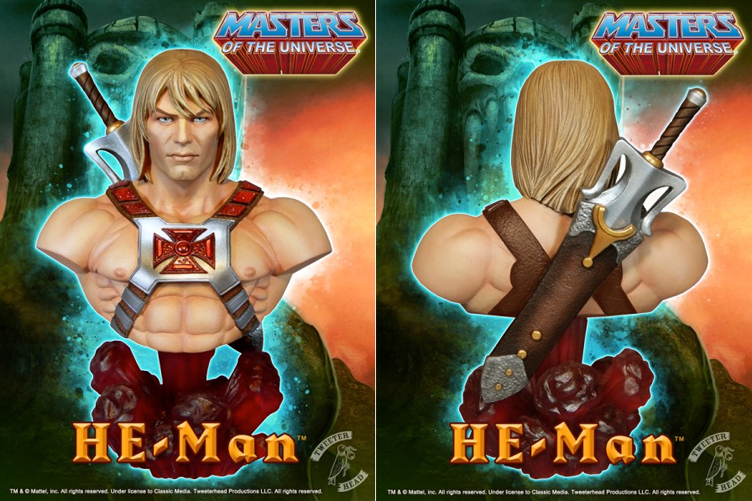 Masters of the universe : He-man He-man_01