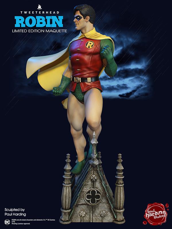 SUPER POWERS ROBIN MAQUETTE Robin_05