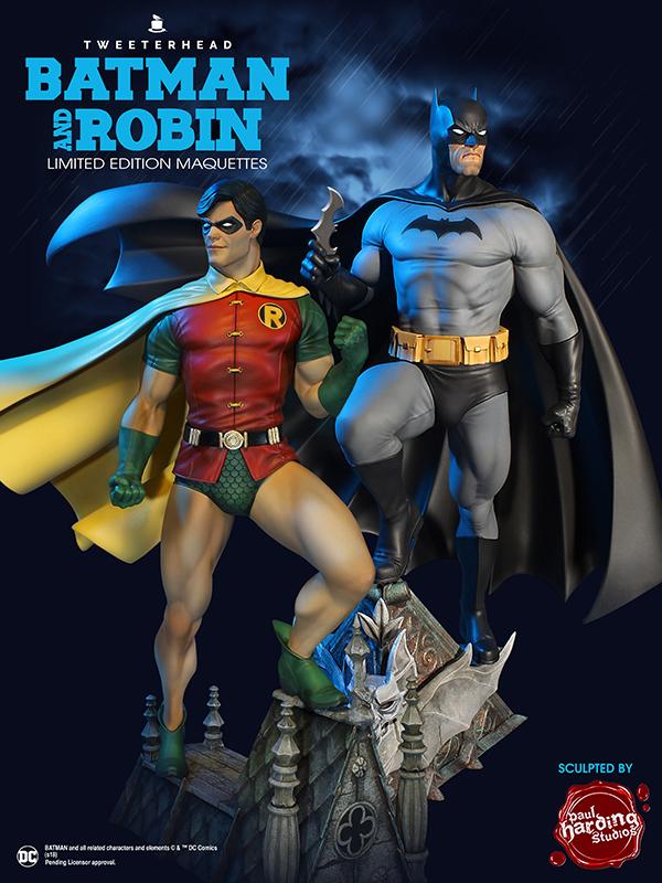 SUPER POWERS ROBIN MAQUETTE Robin_11