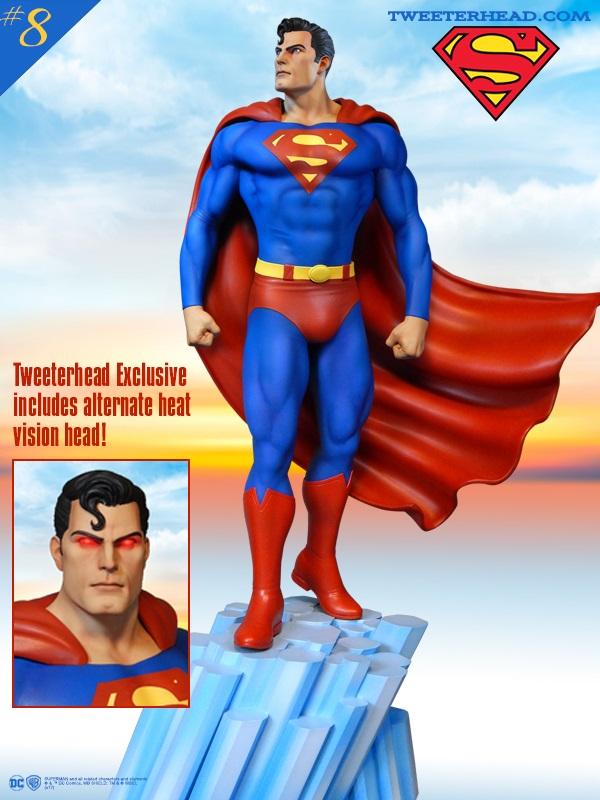 SUPER POWERS SUPERMAN MAQUETTE Superman_01