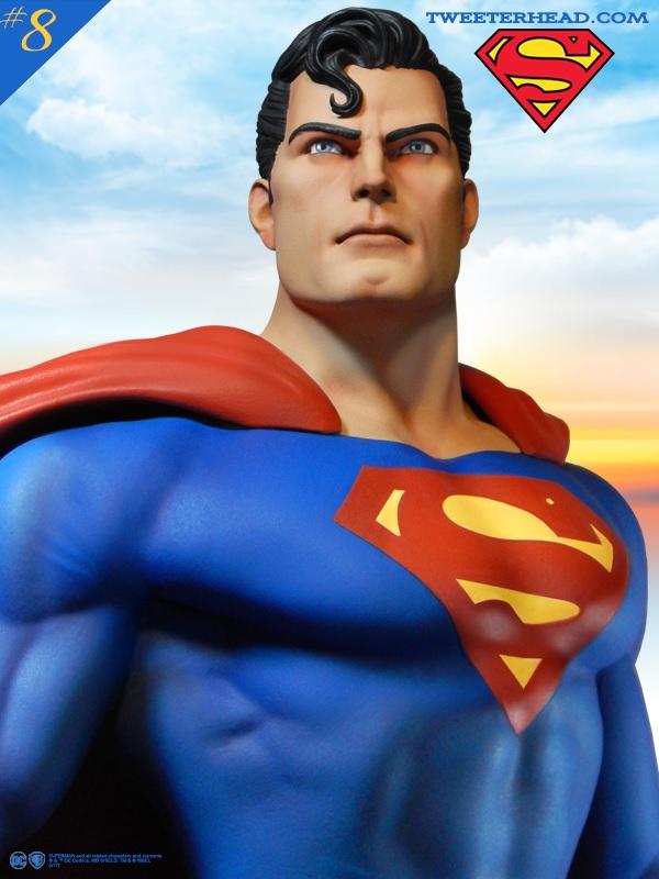 SUPER POWERS SUPERMAN MAQUETTE Superman_03