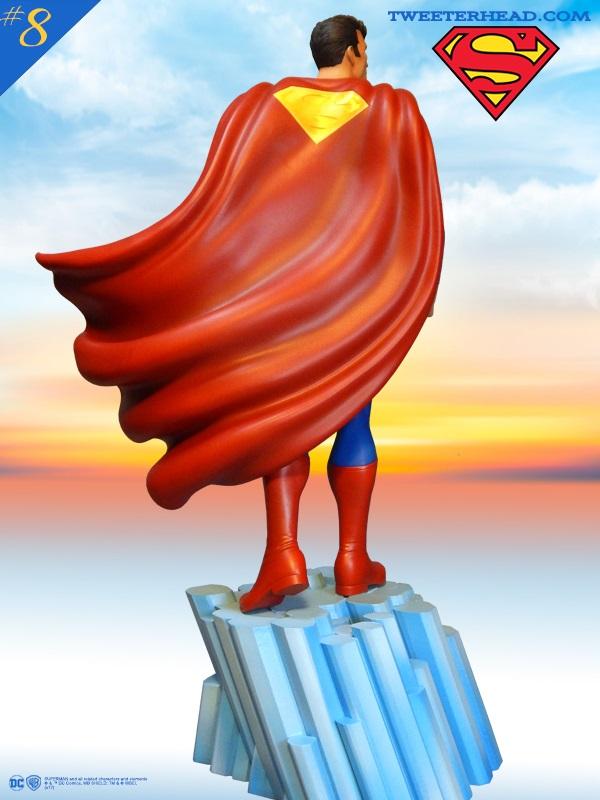 SUPER POWERS SUPERMAN MAQUETTE Superman_06